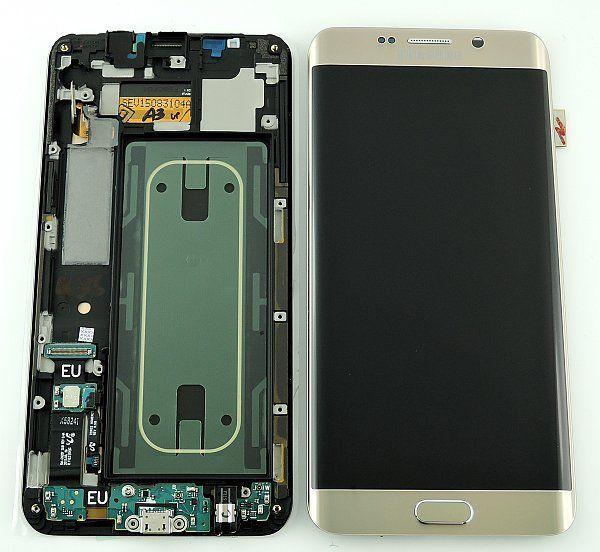 LCD SAMSUNG S6 Edge+