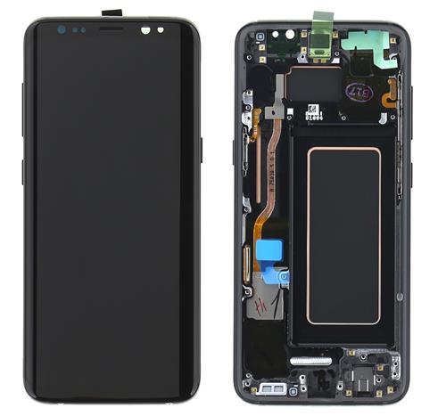 LCD Samsung S8+