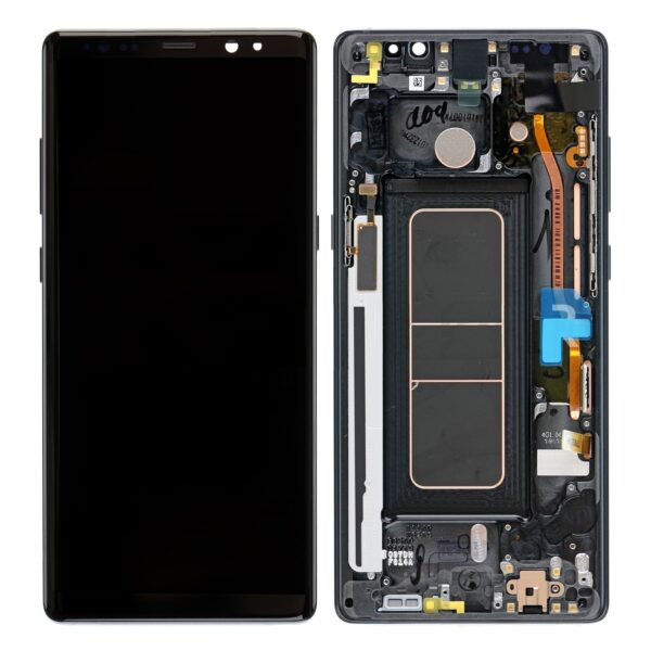 Lcd Note 8