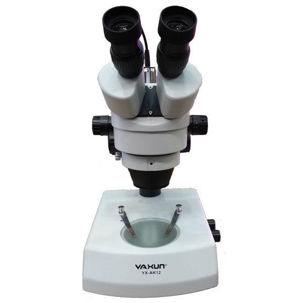 میکروسکوپ استریو (لوپ) YAXUN-AK12